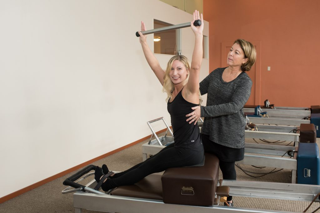 Get Started with a Private Pilates Session!